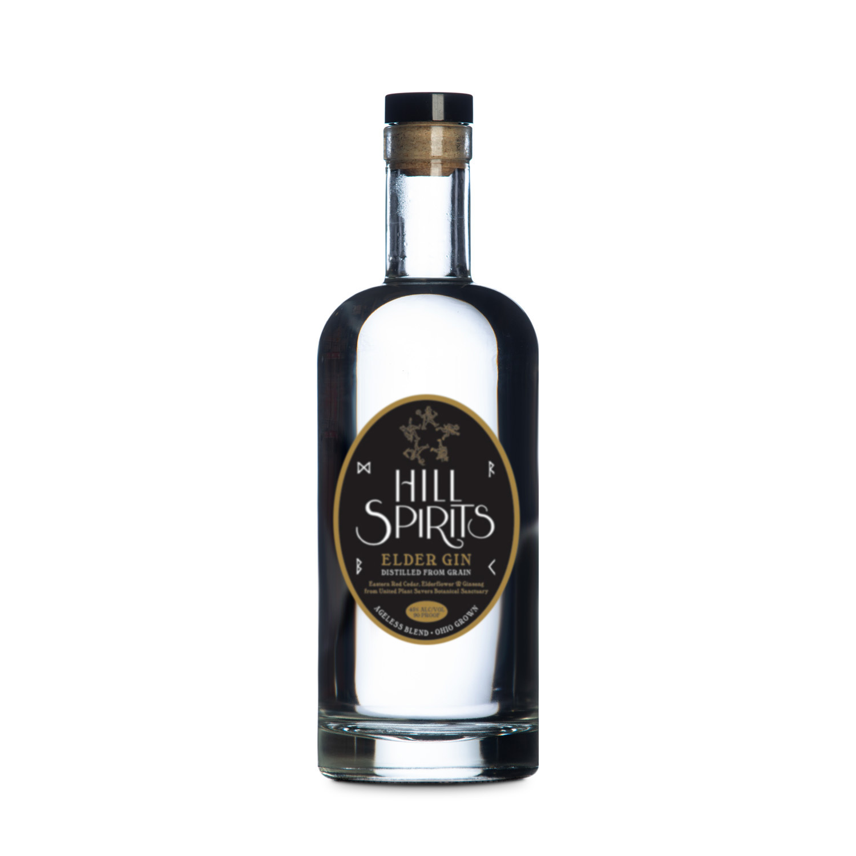 Hill Spirits Elder Gin